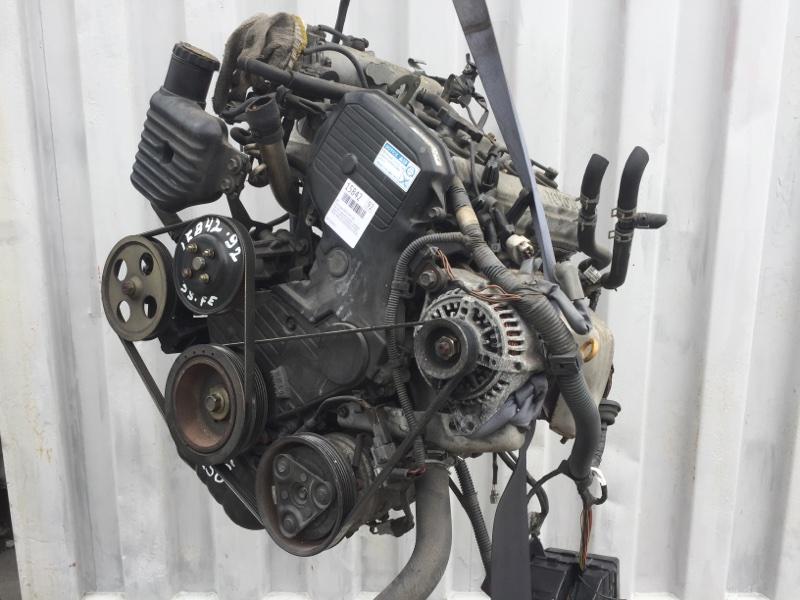 Двигатель Toyota Noah SR50 3S-FE 1998