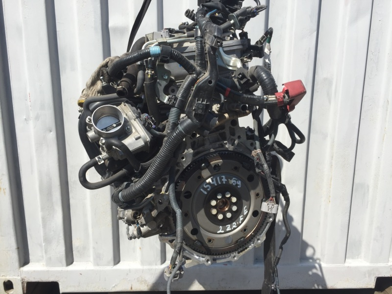 Двигатель Toyota Allion ZRT265 2ZR-FE 2008