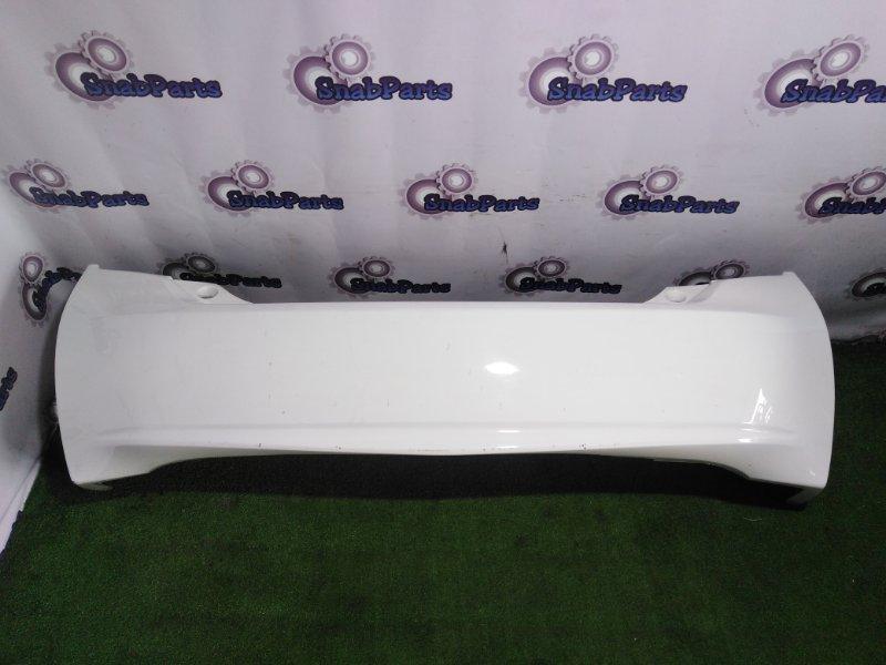 Бампер Toyota Prius ZVW30 2ZR-FXE 2010 задний