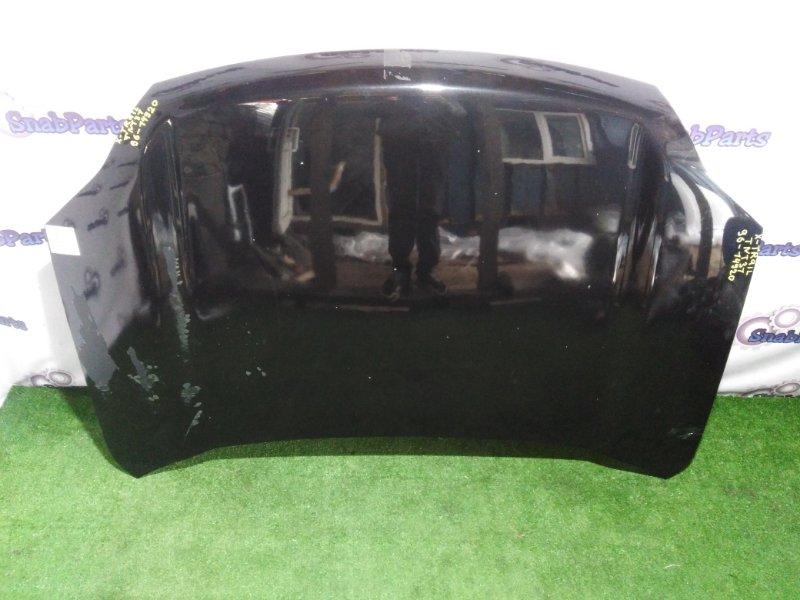 Капот Nissan X-Trail TNT31 QR25DE 2007