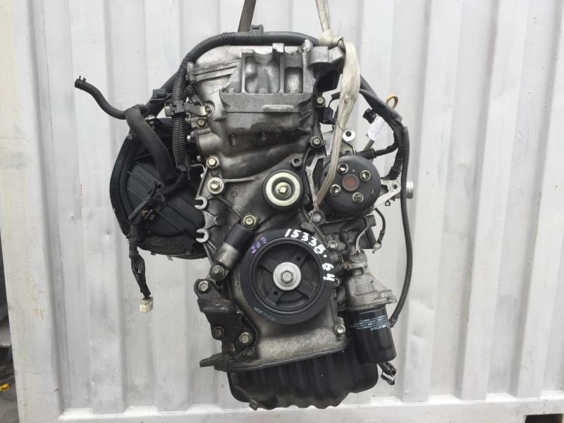 Двигатель Toyota Camry ACV40 2AZ-FE 2008