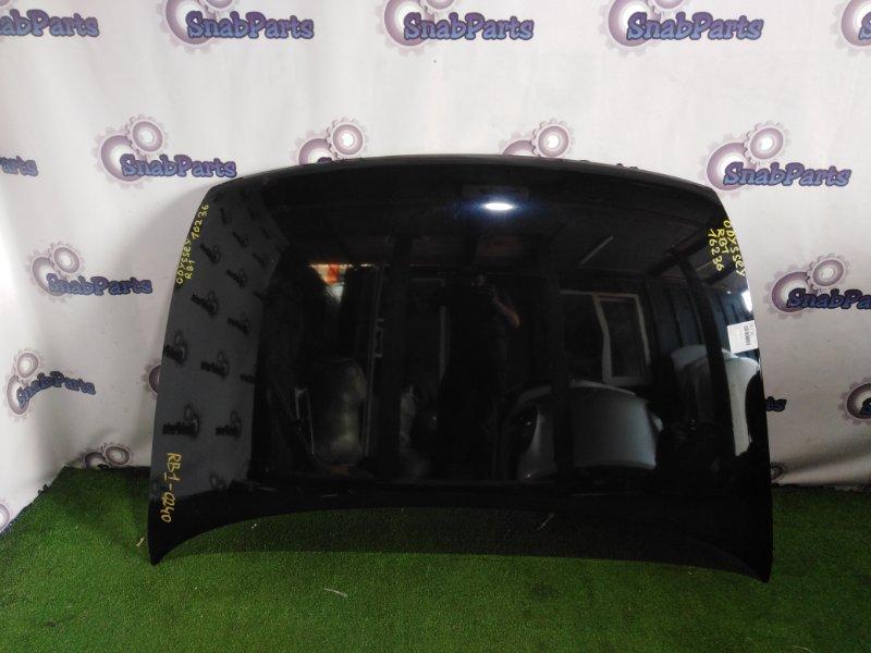 Капот Honda Odyssey RB1 K24A