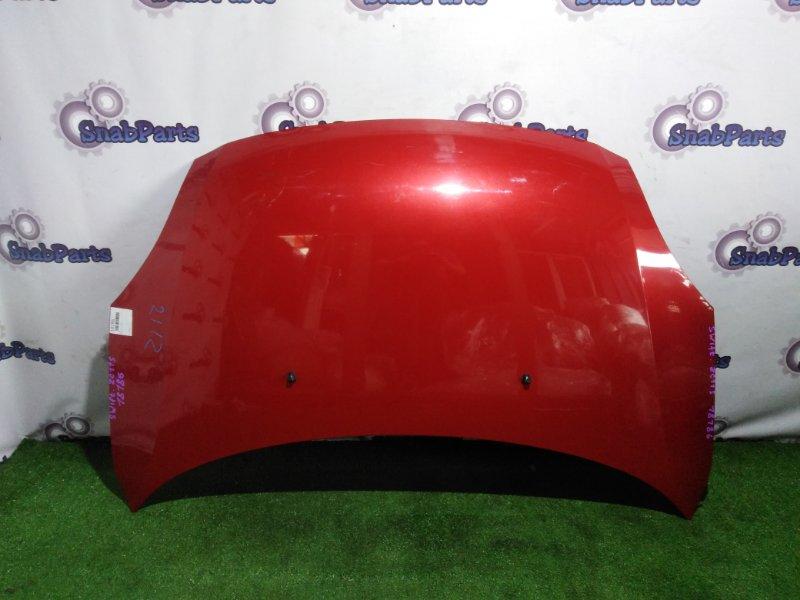 Капот Suzuki Swift ZC11S