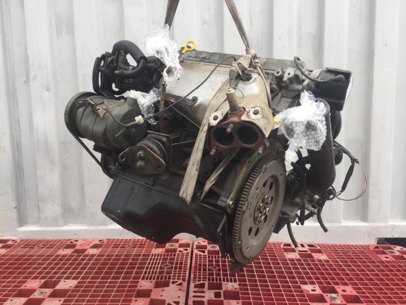 Двигатель Nissan Largo W30 KA24