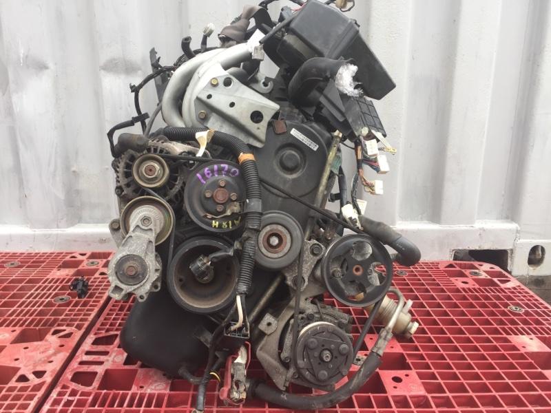 Двигатель Mitsubishi Ek Wagon H81W 3G83