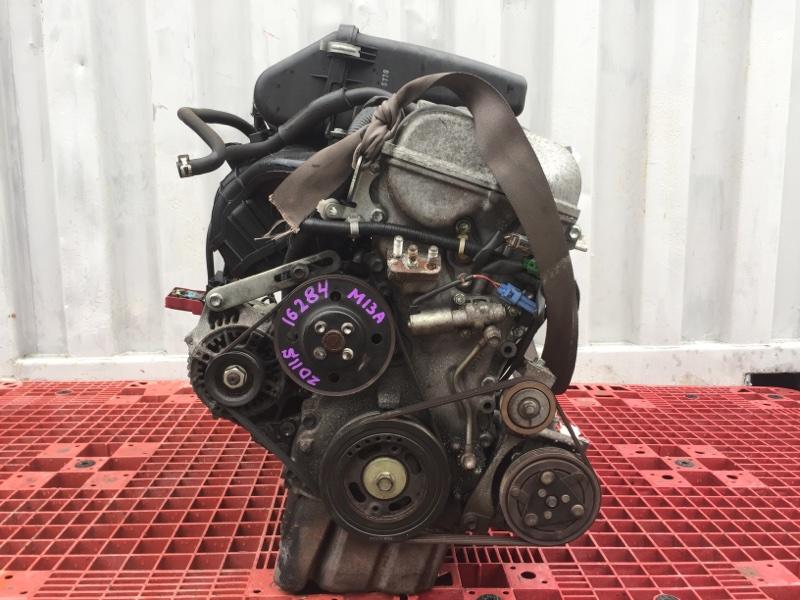 Двигатель Suzuki Swift ZD11S M13A