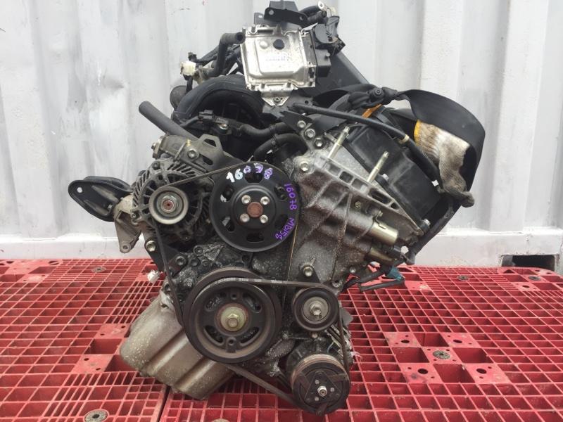 Двигатель Mitsubishi Delica D2 MB15S K12B