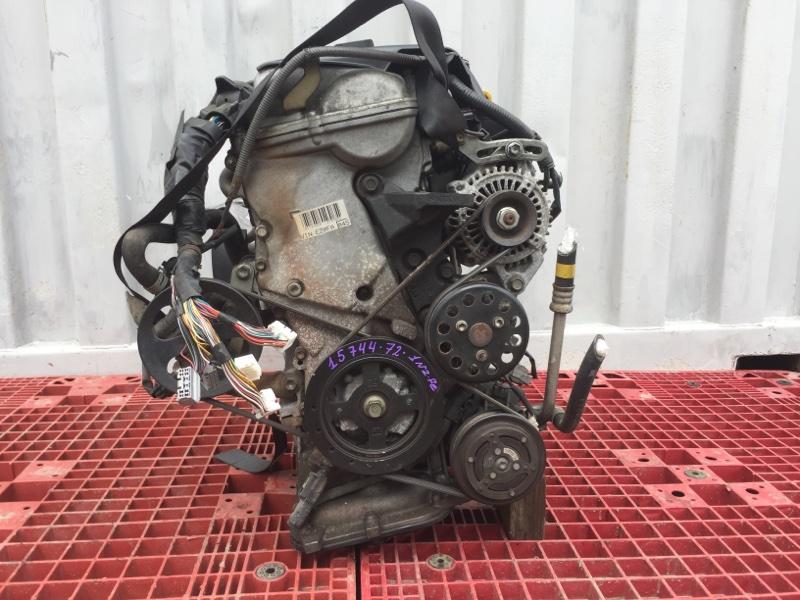 Двигатель Toyota Fielder NZE124 1NZ-FE 2005