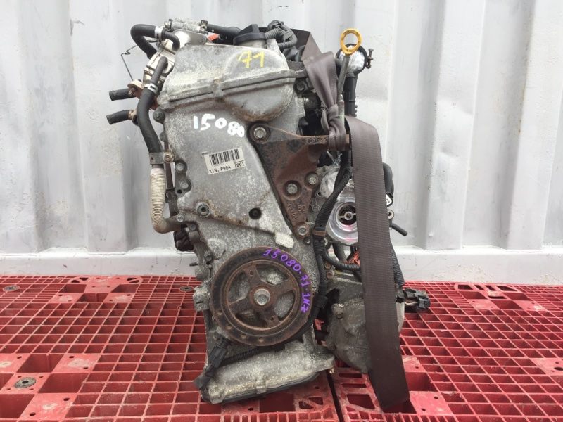 Двигатель Toyota Fielder NKE165G 1NZ-FXE 2013