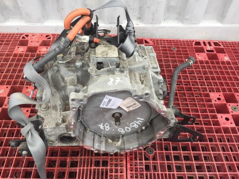 Акпп Toyota Prius ZVW30 2ZR-FXE 2010
