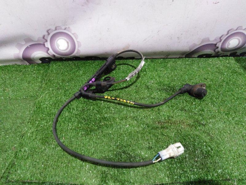 Датчик abs Toyota Fielder NZE124 1NZ-FE 2005 передний правый