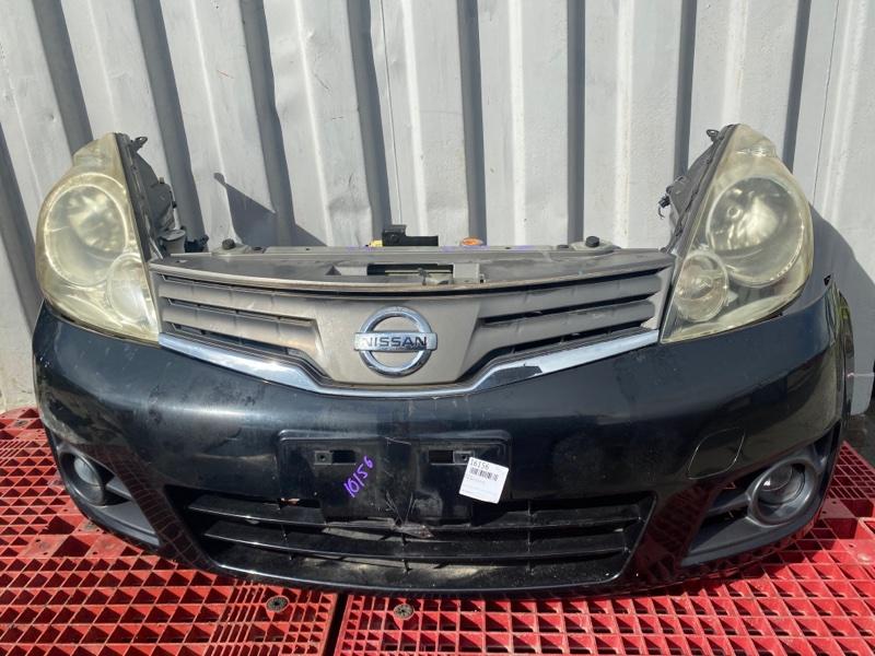 Nose-cut Nissan Note E11 HR15DE