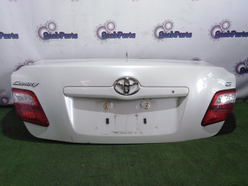 Крышка багажника Toyota Camry ACV40 2AZ-FE 2008