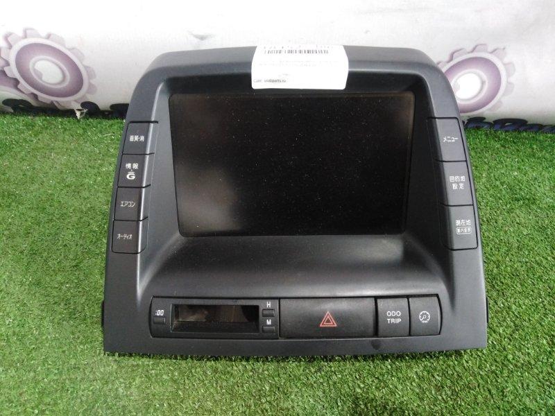 Монитор Toyota Prius NHW20 1NZ-FXE 2008