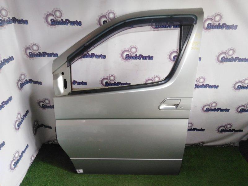 Дверь Nissan Elgrand E51 VQ35DE передняя левая