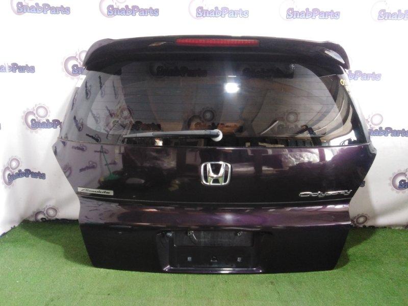 Дверь 5-я Honda Odyssey RB1 K24A