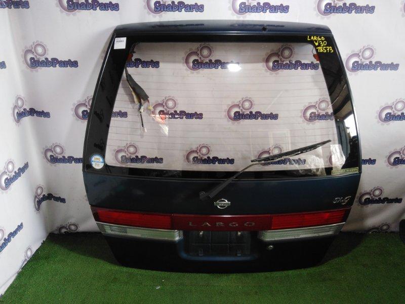 Дверь 5-я Nissan Largo W30