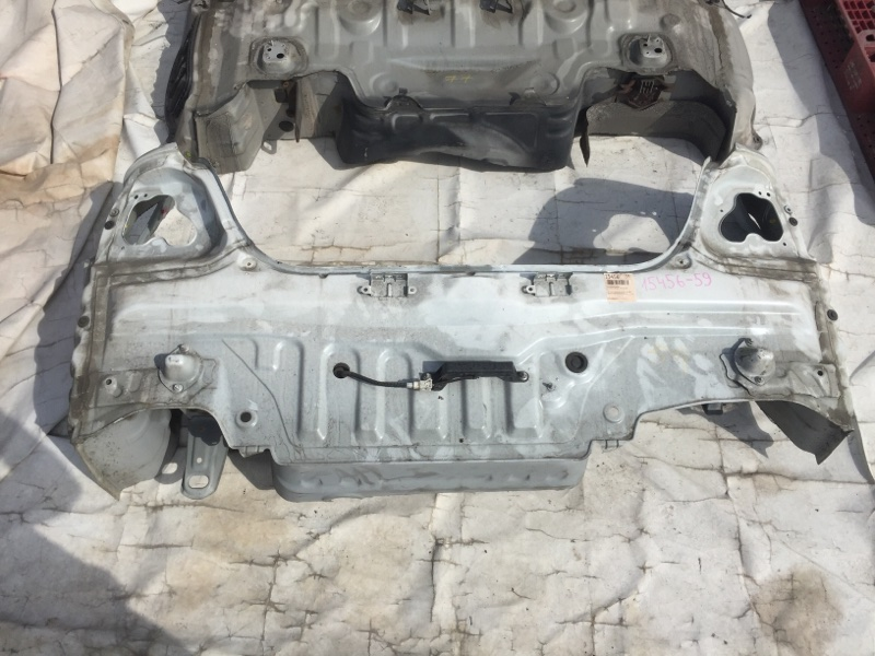 Панель кузова задняя Toyota Allion ZRT265 2ZR-FE 2008