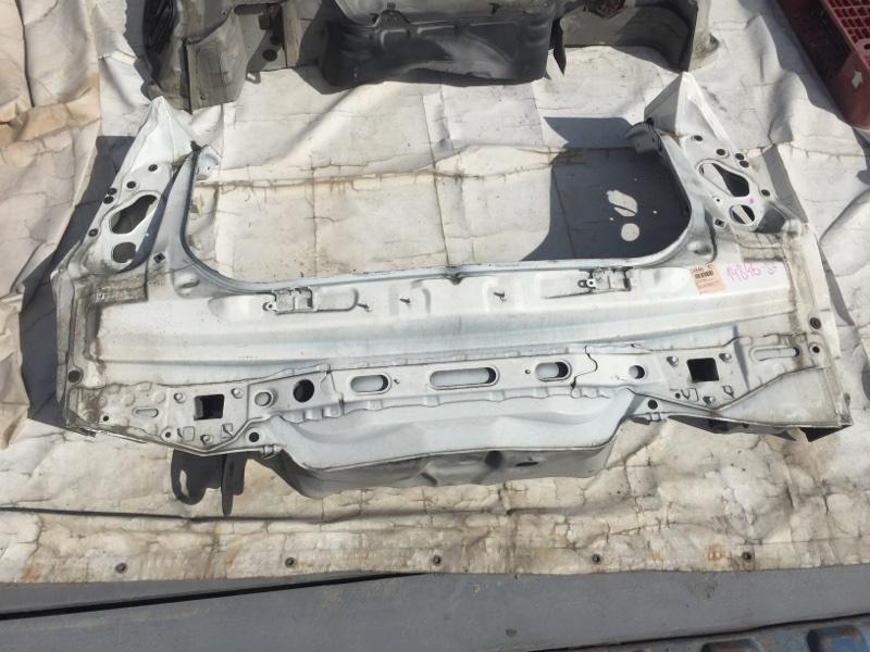 Панель кузова задняя Toyota Prius ZVW30 2ZR-FXE 2010