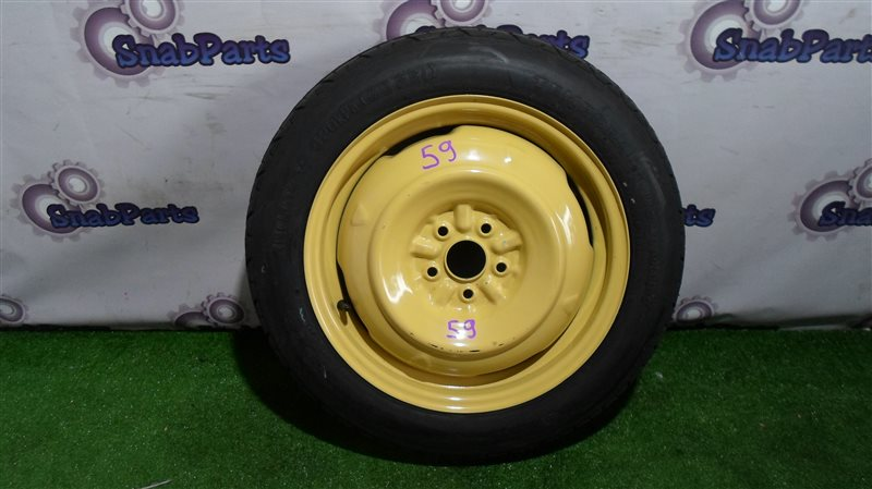 Колесо запасное Toyota Allion ZRT265 2ZR-FE 2008