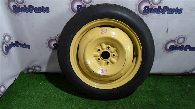 Колесо запасное Toyota Premio ZRT265 2ZR-FE 2010