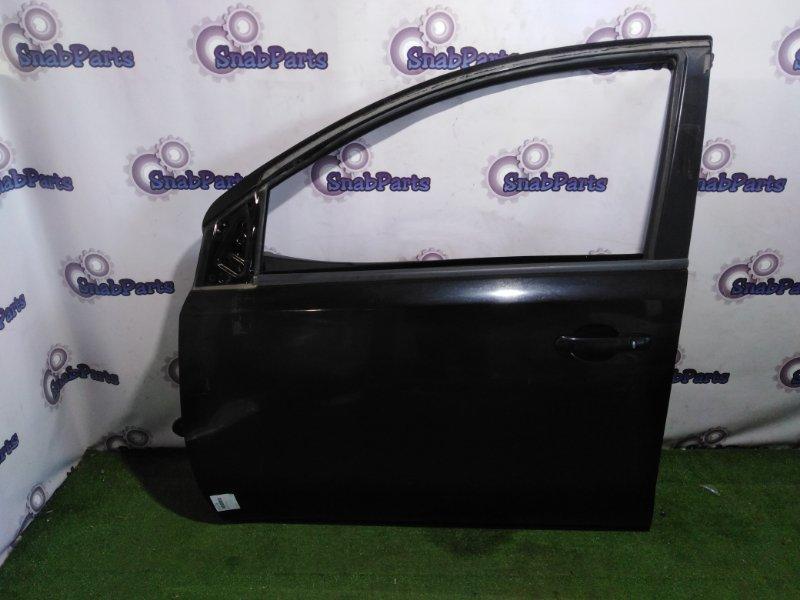 Дверь Nissan Note E11 HR15DE передняя левая