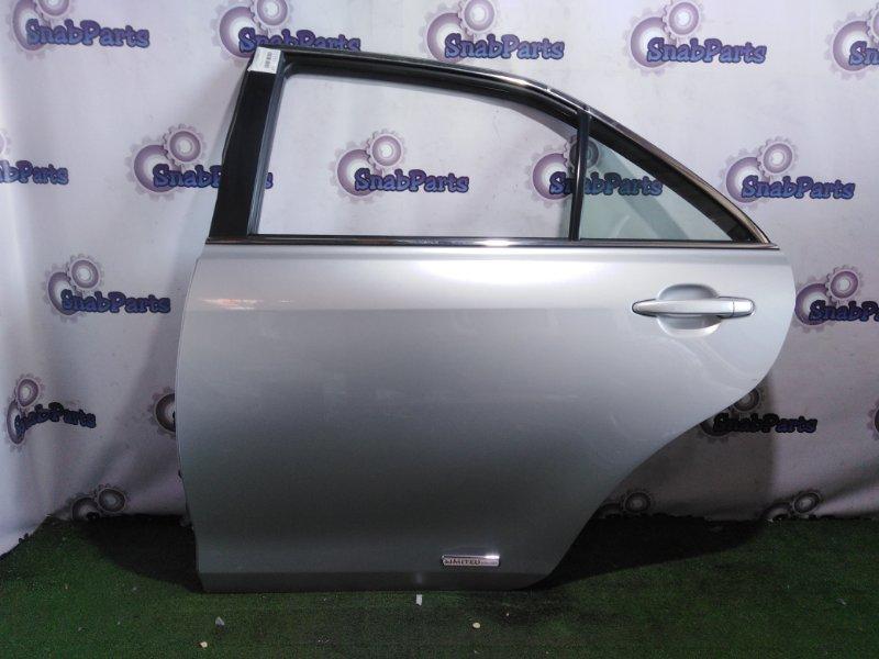 Дверь Toyota Camry ACV40 2AZ-FE 2008 задняя левая