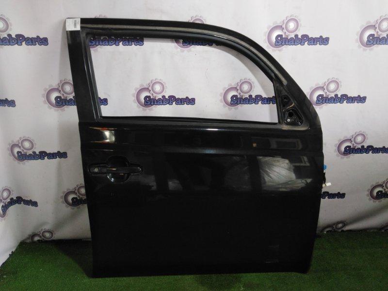 Дверь Toyota Bb QNC20 K3VE передняя правая