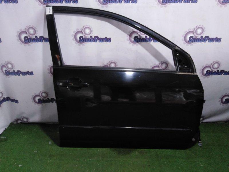 Дверь Toyota Fielder NZE124 1NZ-FE 2005 передняя правая