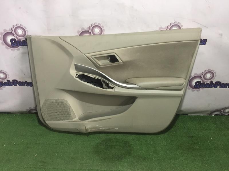 Обшивка дверей Toyota Premio ZRT265 2ZR-FAE 2011 передняя правая