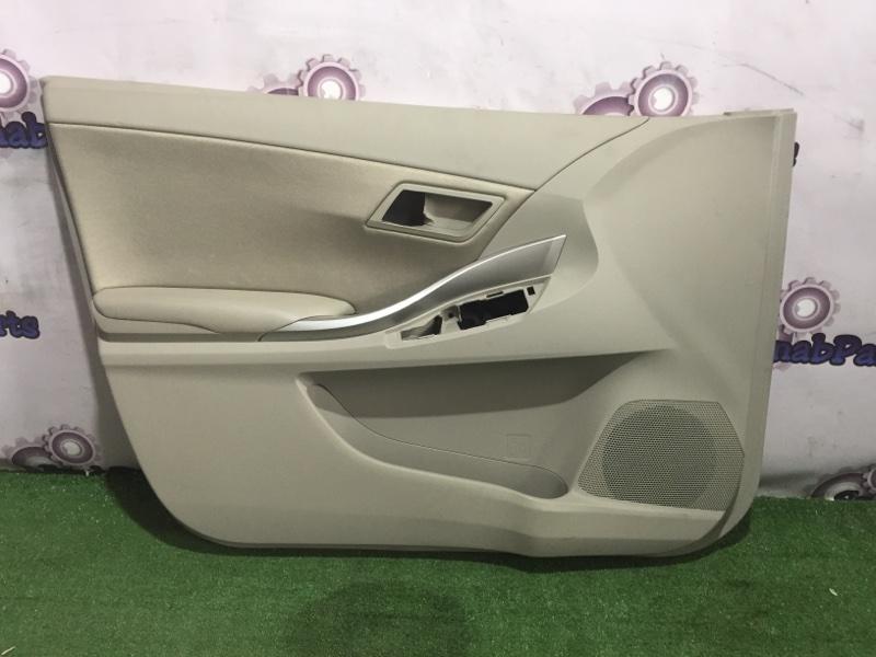 Обшивка дверей Toyota Premio ZRT265 2ZR-FAE 2011 передняя левая