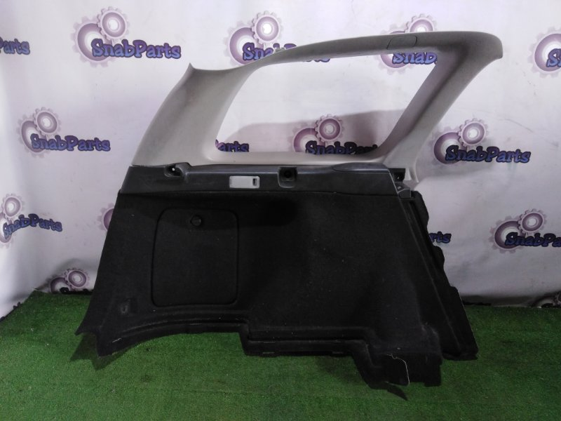 Обшивка багажника Toyota Fielder NZE124 1NZ-FE 2005 задняя левая