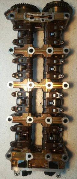 Постель с распредвалами Honda Accord Tourer CL9 K20A6