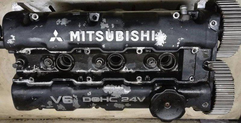 Головка блока цилиндров Mitsubishi Diamante F13A 6G73