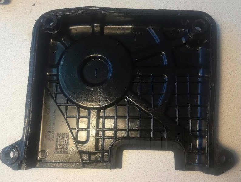 Крышка грм Hyundai Accent XD