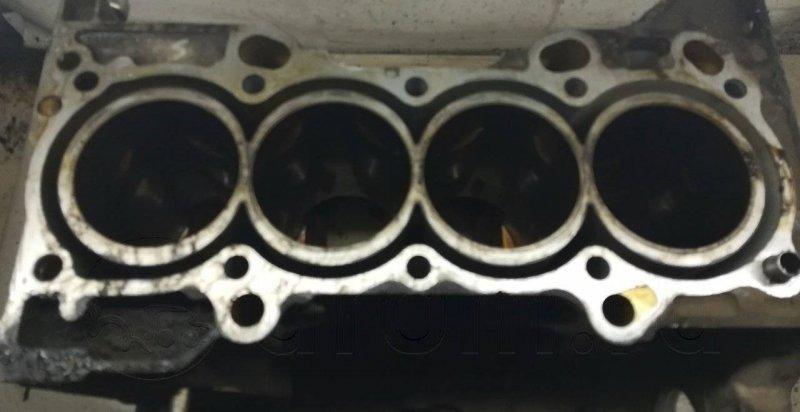 Блок цилиндров Honda Accord CL9 K24A
