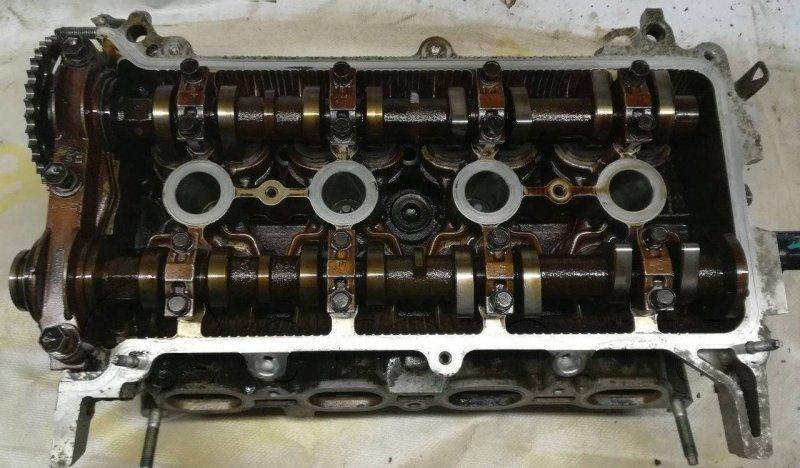 Головка блока цилиндров Toyota Allex NZE121 1NZFE