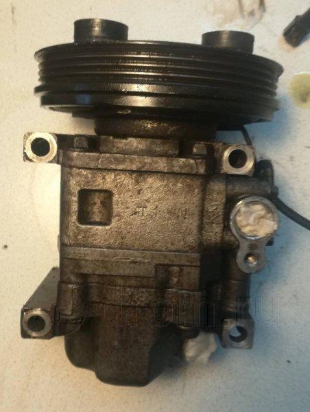 Компрессор кондиционера Mazda Laser BJ3PF