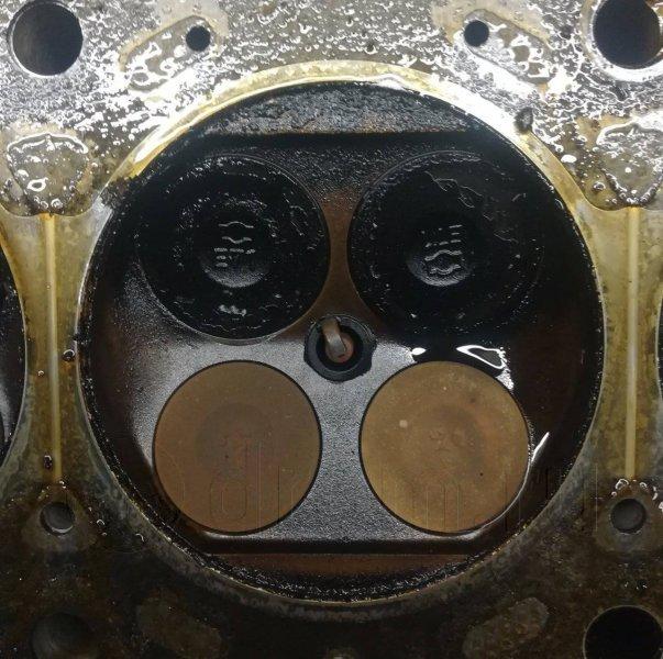 Клапан выпускной Nissan 100Nx B13 SR20D