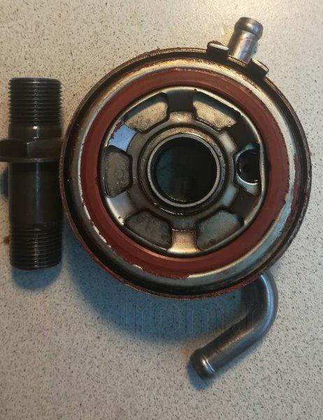Теплообменник Mitsubishi Minica Toppo H31A 4A30