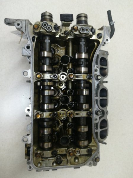 Головка блока цилиндров Lexus Gs300 GRS190 3GRFSE