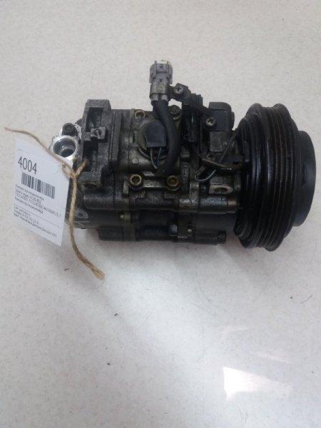 Компрессор кондиционера Subaru Legacy BD2 EJ18E
