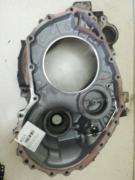 Колокол кпп Toyota Alphard GGH20 2GRFE