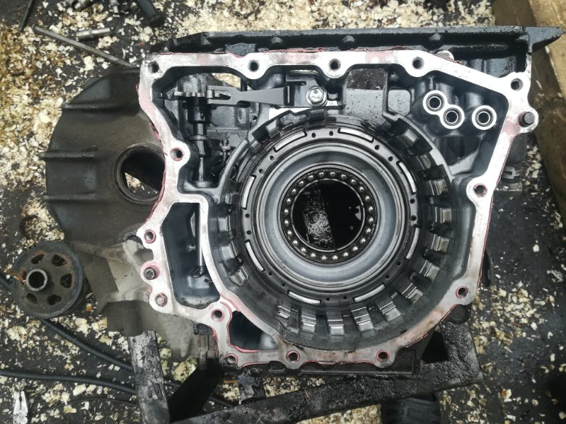 Корпус кпп Lexus Es250 ASV60 2GRFE