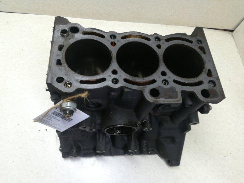 Блок цилиндров Toyota Duet M100A EJVE