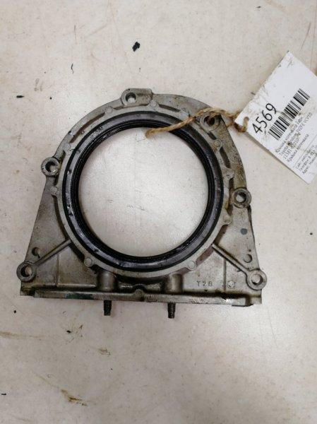Крышка коленвала Toyota Windom VCV10 3VZFE задняя
