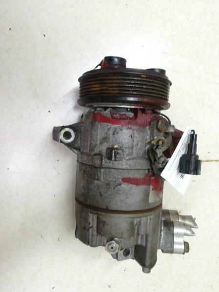 Компрессор кондиционера Nissan Bluebird Sylphy KG11 MR20DE