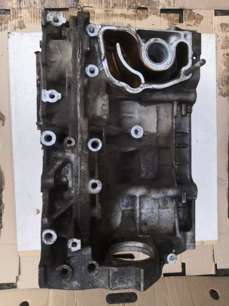 Блок цилиндров Honda Accord 5AT K24A3