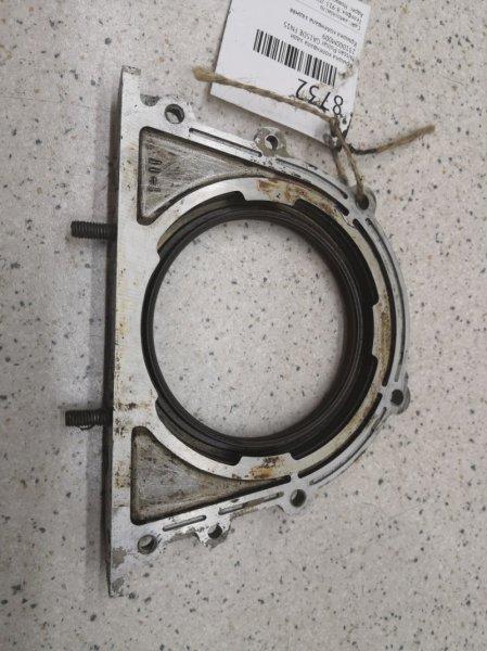 Крышка коленвала Nissan Pulsar FN15 GA15DE задняя