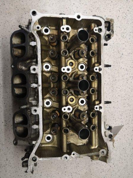 Головка блока цилиндров Toyota Mark X GRX120 4GRFSE левая